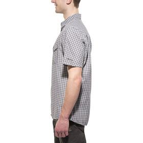 axant Alps - Chemise manches courtes homme - gris